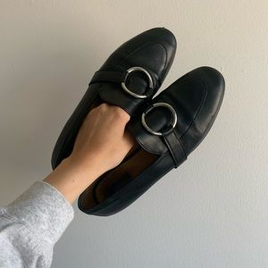 Topshop O-ring Loafers